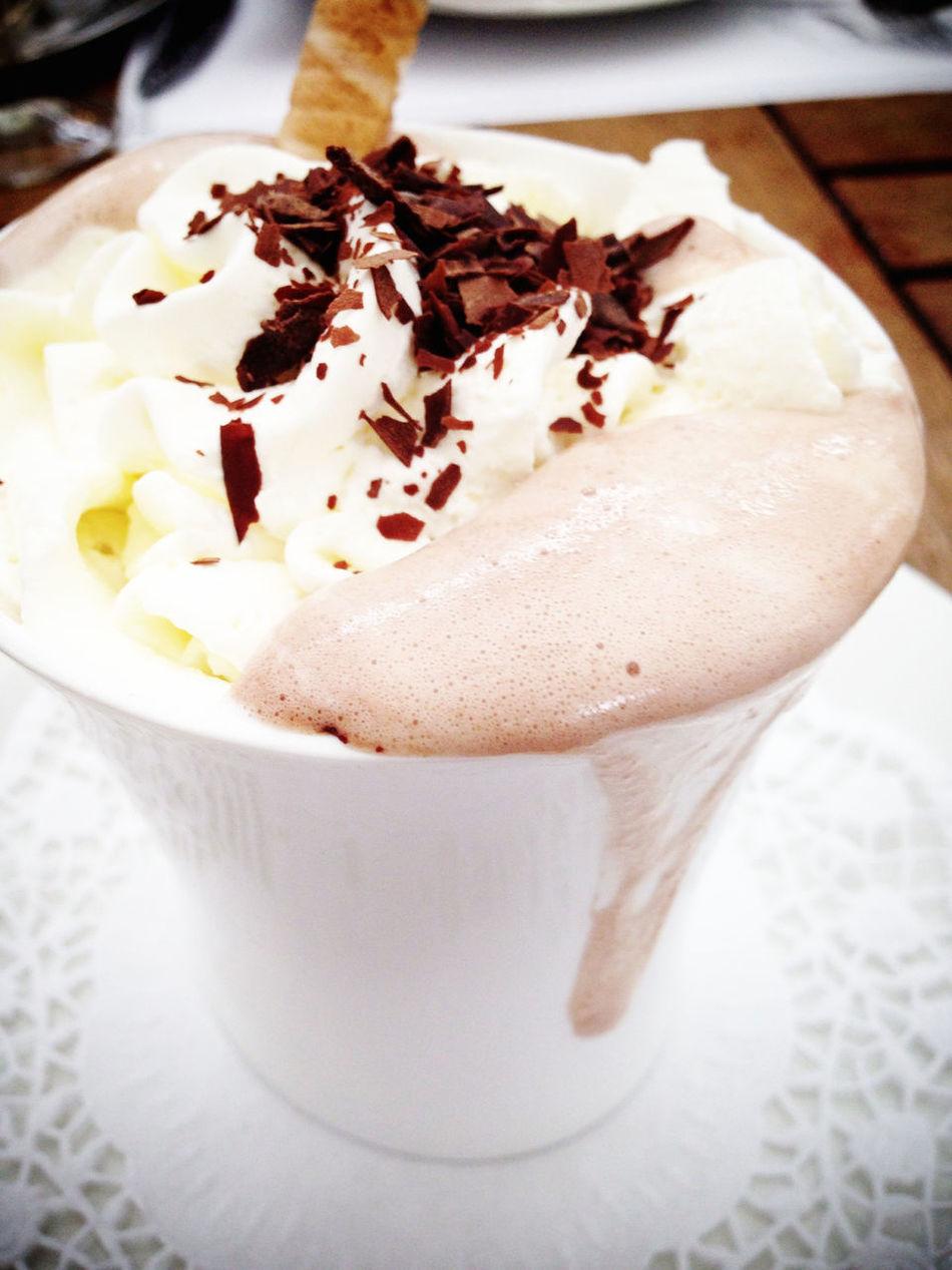 Beautiful stock photos of chocolate, Chocolate, Close-Up, Coffee, Cup