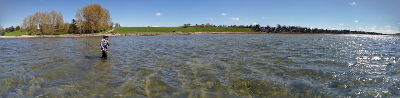 Denmark 🇩🇰🇩🇰🇩🇰 Roskilde Fjord Seatrout Outdoors Water Beauty In Nature Life In Motion Springtime