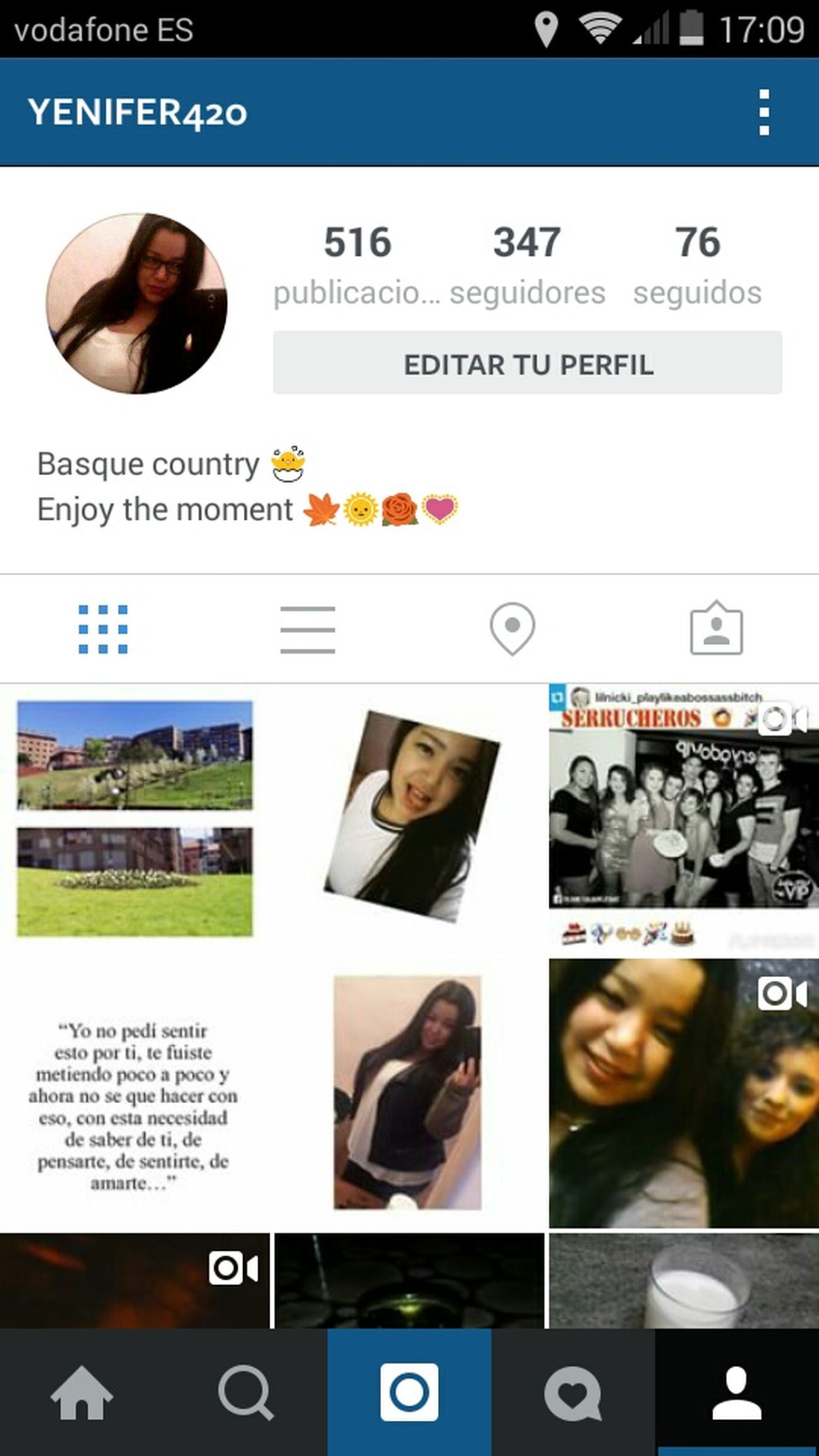 Follow Me On Instagram Follow Instagram Yenifer420 Love ♥