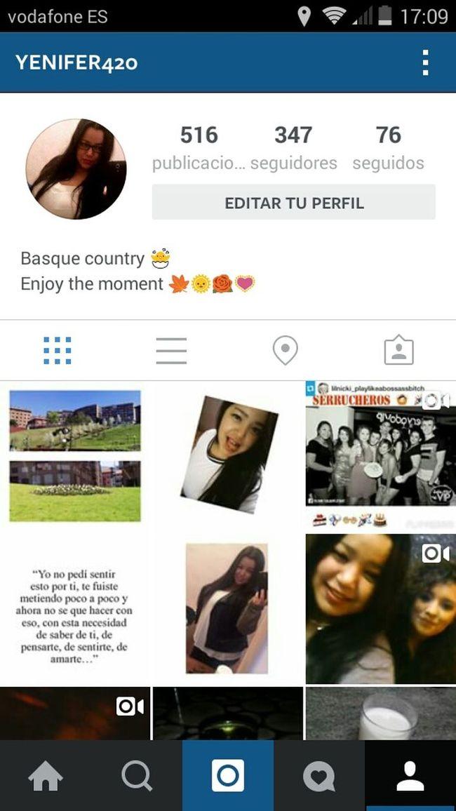 Follow Me On Instagram Follow Instagram Yenifer420 Love ♥