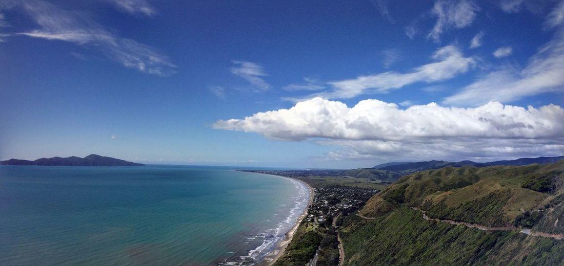 Scenics Sea Cloud - Sky Beach Non-urban Scene