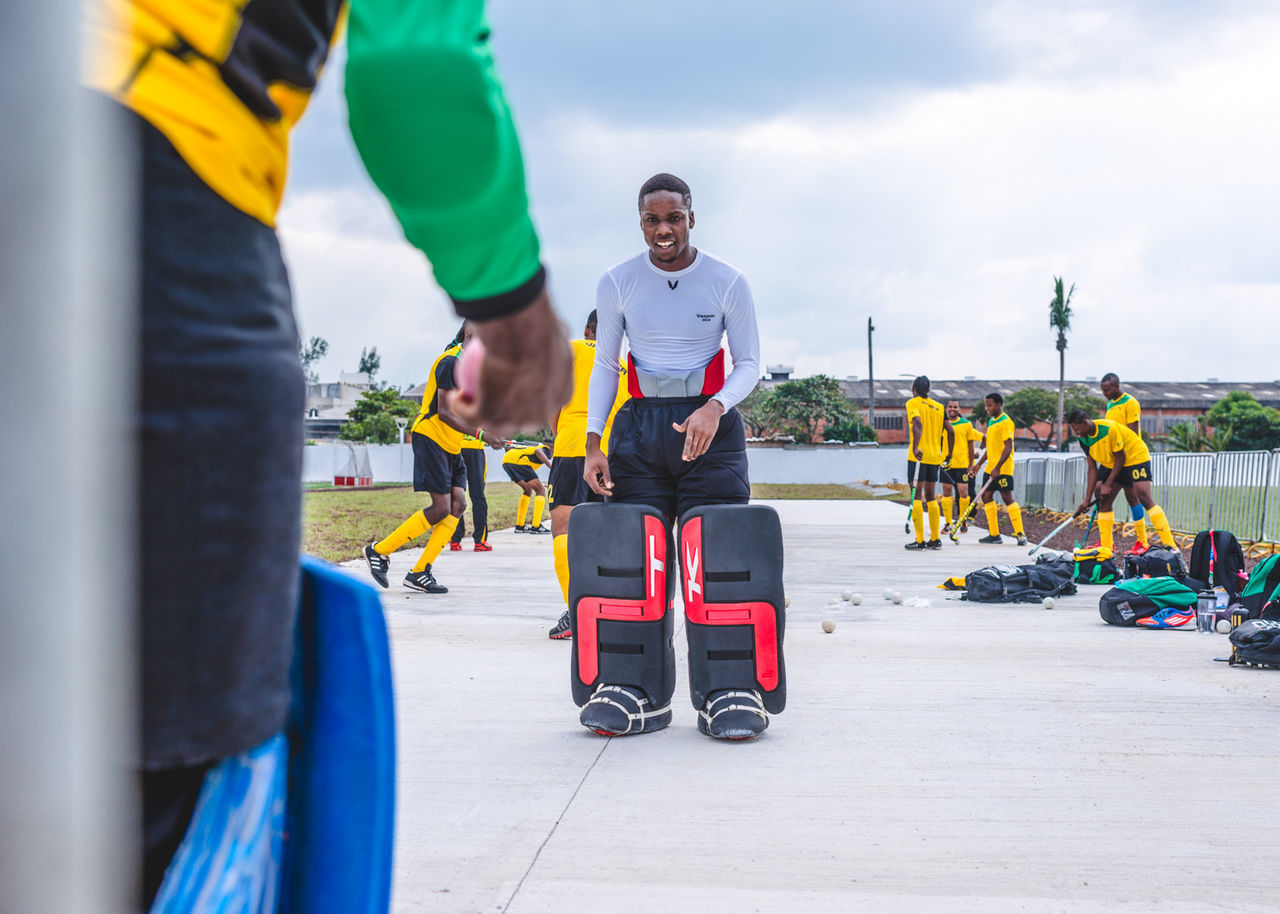 Boys Casual Clothing Composition Day Enjoying Life Excercising Friend Friendship Full Length Jamaica Leisure Activity Lifestyles Love Mode Of Transport Olympic Outdoors Passion Playing Puma Sky Sport Sports Sports Photography Stadium Team