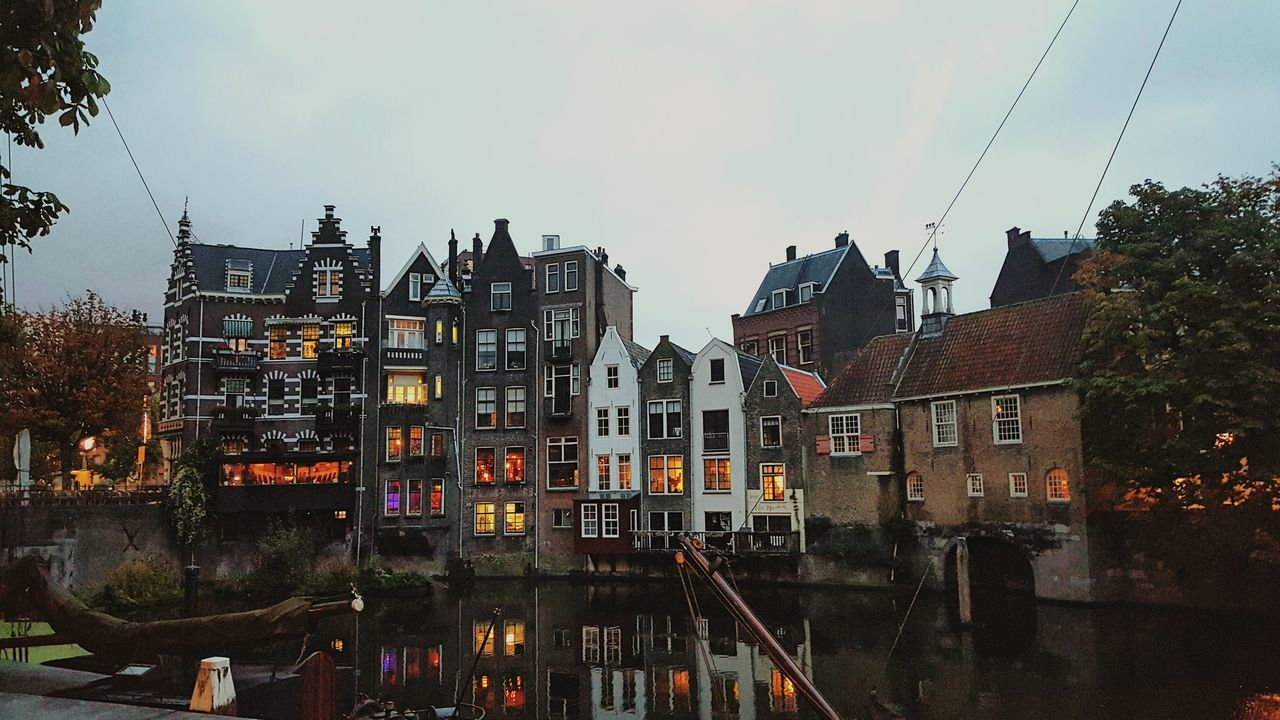 Taking Photos City Urban Dusk In The City Historical Place Dutch Architecture Urbanphotography Architecture Dutch Cities Night Lights