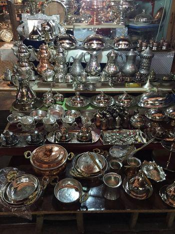 Türkiye Bronze Copperplate Gaziantep