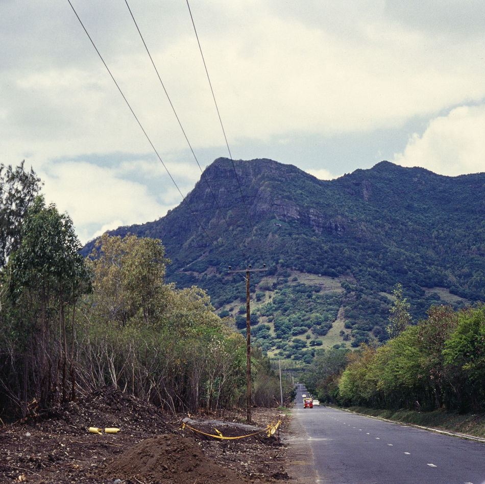 Kodak Popular Photos Film Landscape_Collection Clouds And Sky Holiday On The Road Landscape Traveling Mauritius
