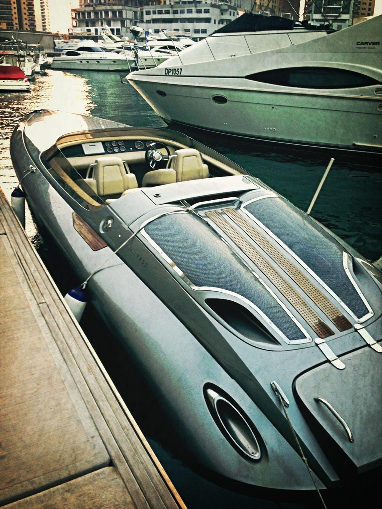 The Porsche Speedboat - Fearless