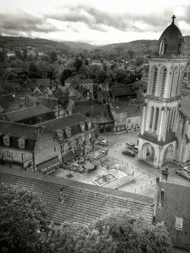 Taking Photos Hello World Noir Et Blanc Montignac Montignacsurvezere Dordogne Perigord Sonderue