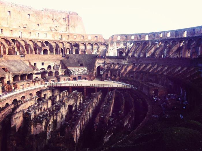Roma Traveling History Gladiator