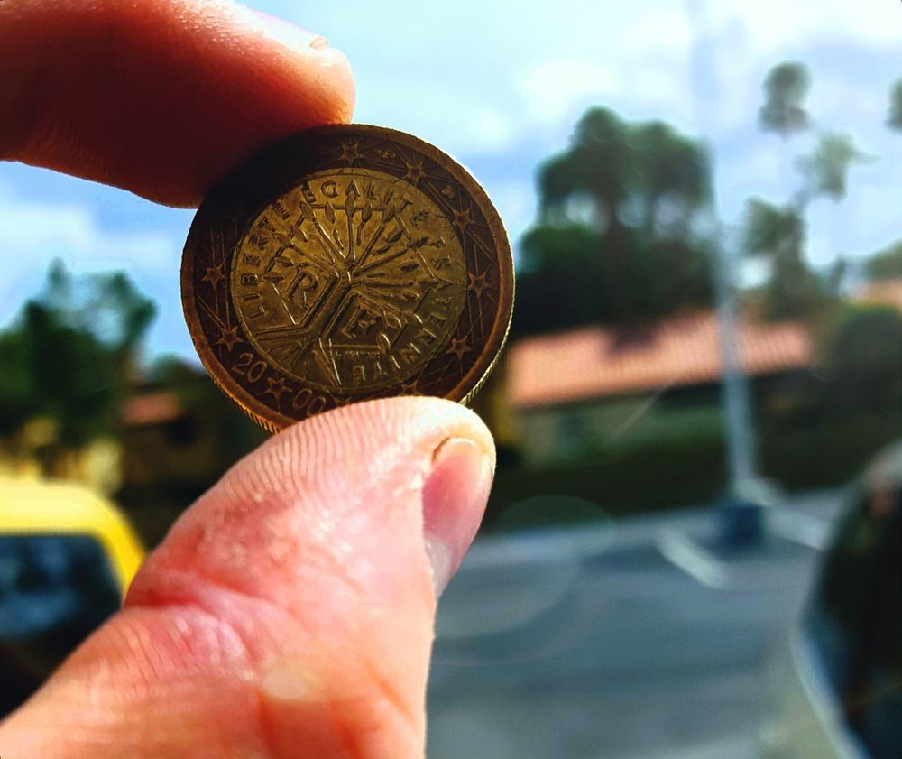 Money is time. But time isnt necessarily money. We got lost over coins. Social media. And a piece of paper. I dont like where life is going in the US United States Filtered Image Photography First Eyeem Photo Money Coins And Medallions Money On My Mind Money Around The World Moneytalks