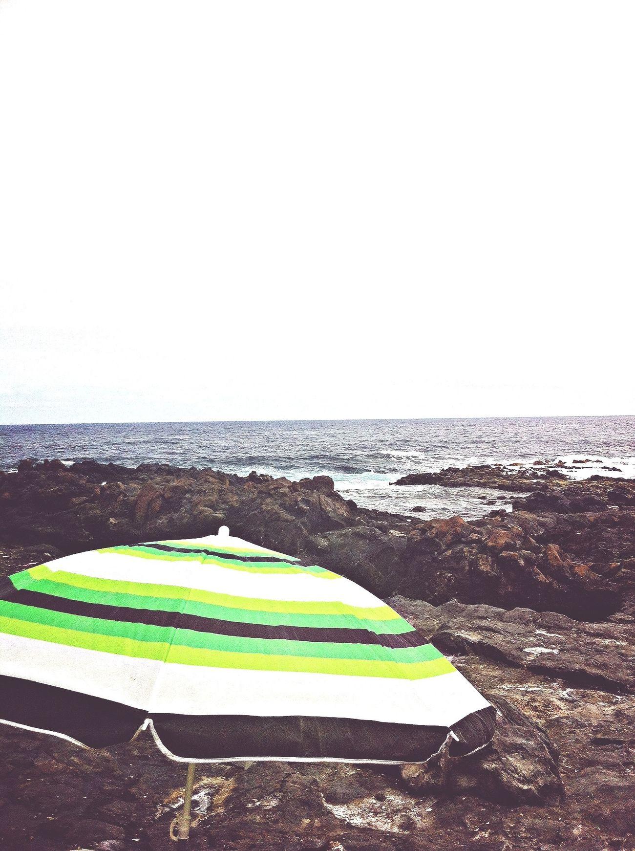 SoMbreándose Sombrilla Umbrella Sky And Sea 25daysofsummer