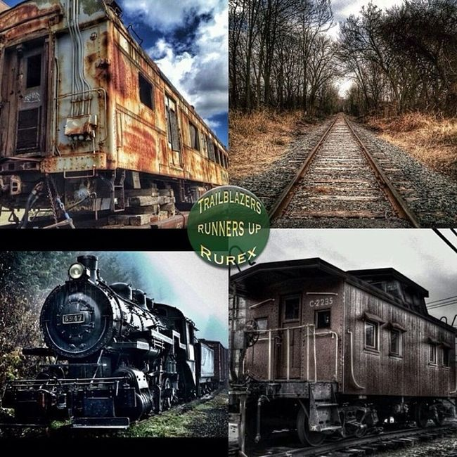 Trailblazers! trailblazers_rurex challenge #trb_ticket_to_ride has come to the end of its journey, thank-you all for your fabulous entries! Presenting Runner ups: TL djmenace954_ru TR lolamont1 BL bc_jdog BR elizabethntessa Congratulations to all! Trb_ticket_to_ride
