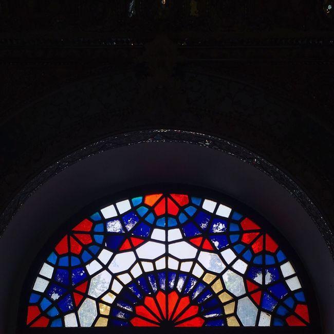 Glass - Material Glass Art Colors Architectural Feature ArchiTexture Architecture_collection Architectural Detail Golestan Palace Iran Tehran Persian Architechture Eyeemphotography The Architect - 2016 EyeEm Awards Persian Style