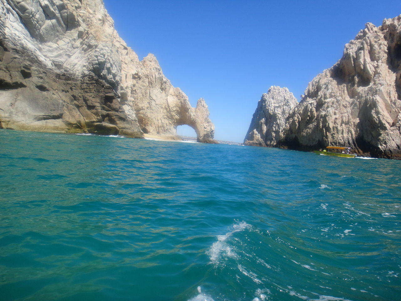 Californian Nature Los Cabos Mexico Seascape Waterfront