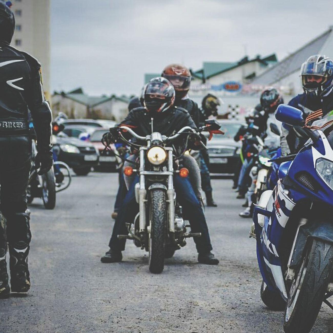 Хочу лето и мотоцикл. Еще полгода(( А в мае снова на открытие мотосезона и Байбалак ))