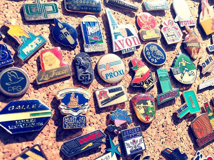 French Pins Pin Pins Persil Avon Old Style Travel Photography Vintage IPhoneography Market Portobello Market Portobello Road