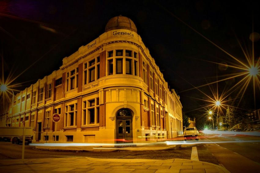 Travel Genesis- freo Taking Photos Streetphotography Freemantle Archtecture