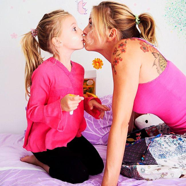 RePicture Motherhood Love Family Quality Time Enjoying Life Open Edit EyeEm Best Shots Mutterliebe My Best Photo 2015