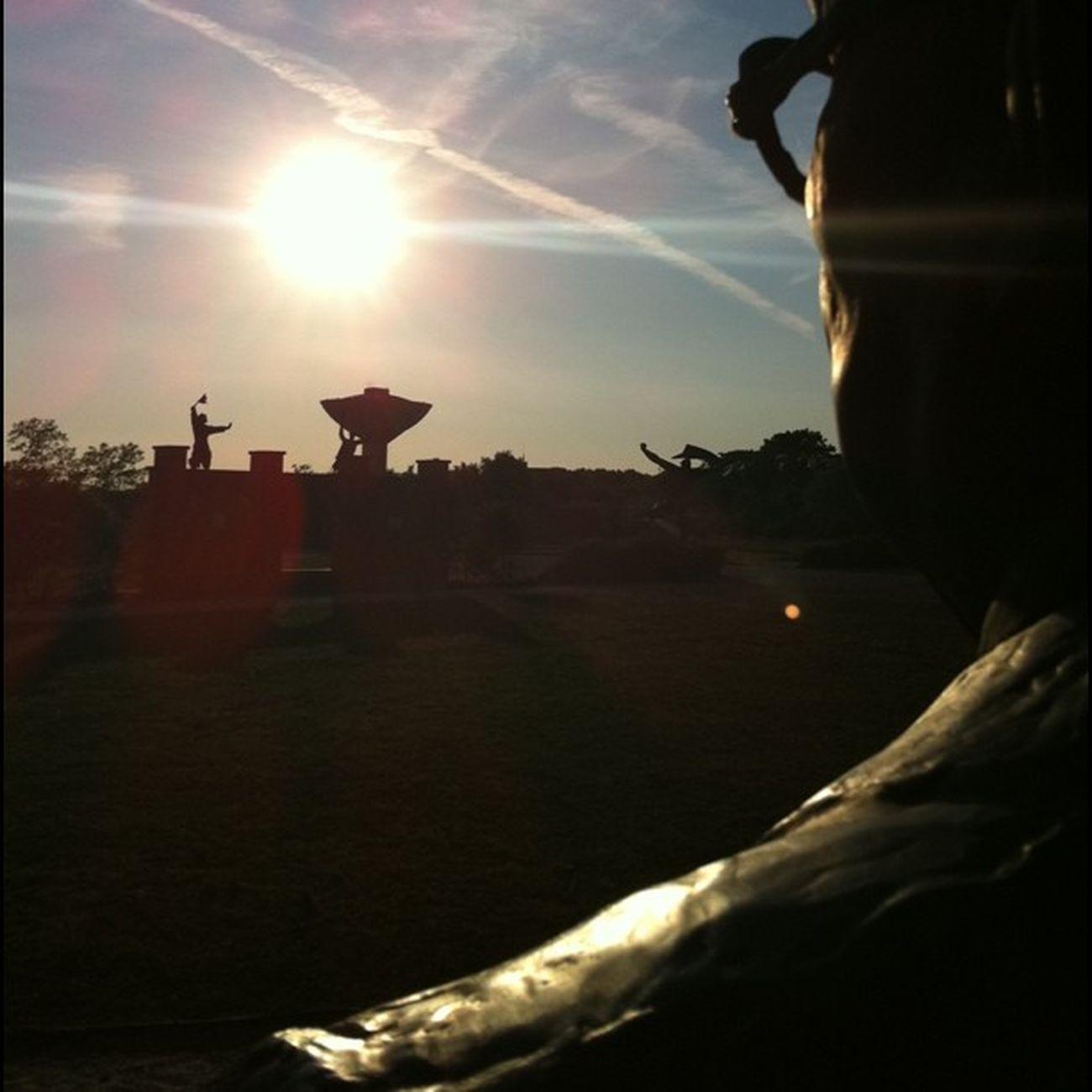 kommunistischer sonnenanbeter #mementopark #budapest Budapest Mementopark