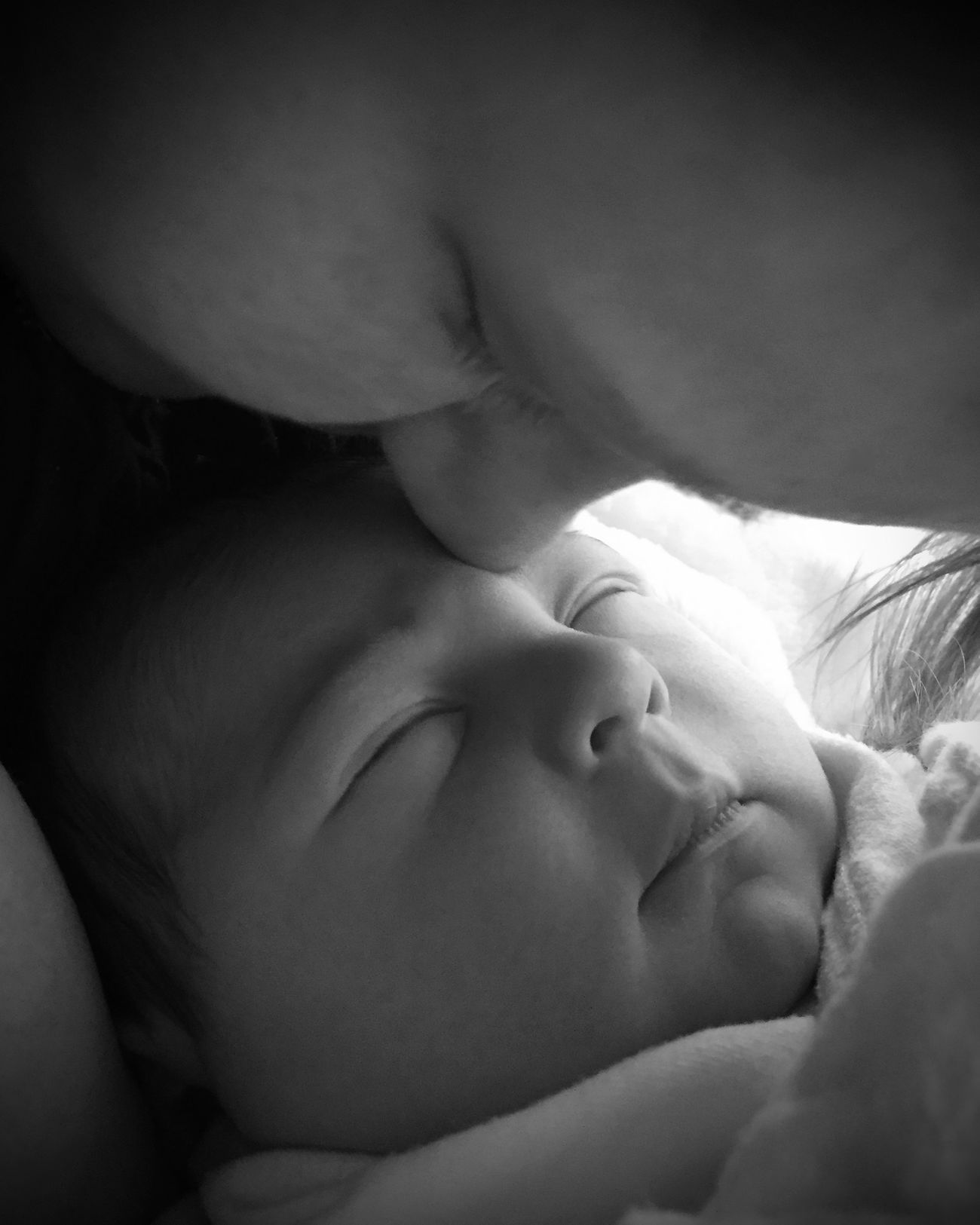 Mother & Child Baby Black And White Blackandwhite Blackandwhite Photography Child Iphone6 IPhoneography Mom Mother