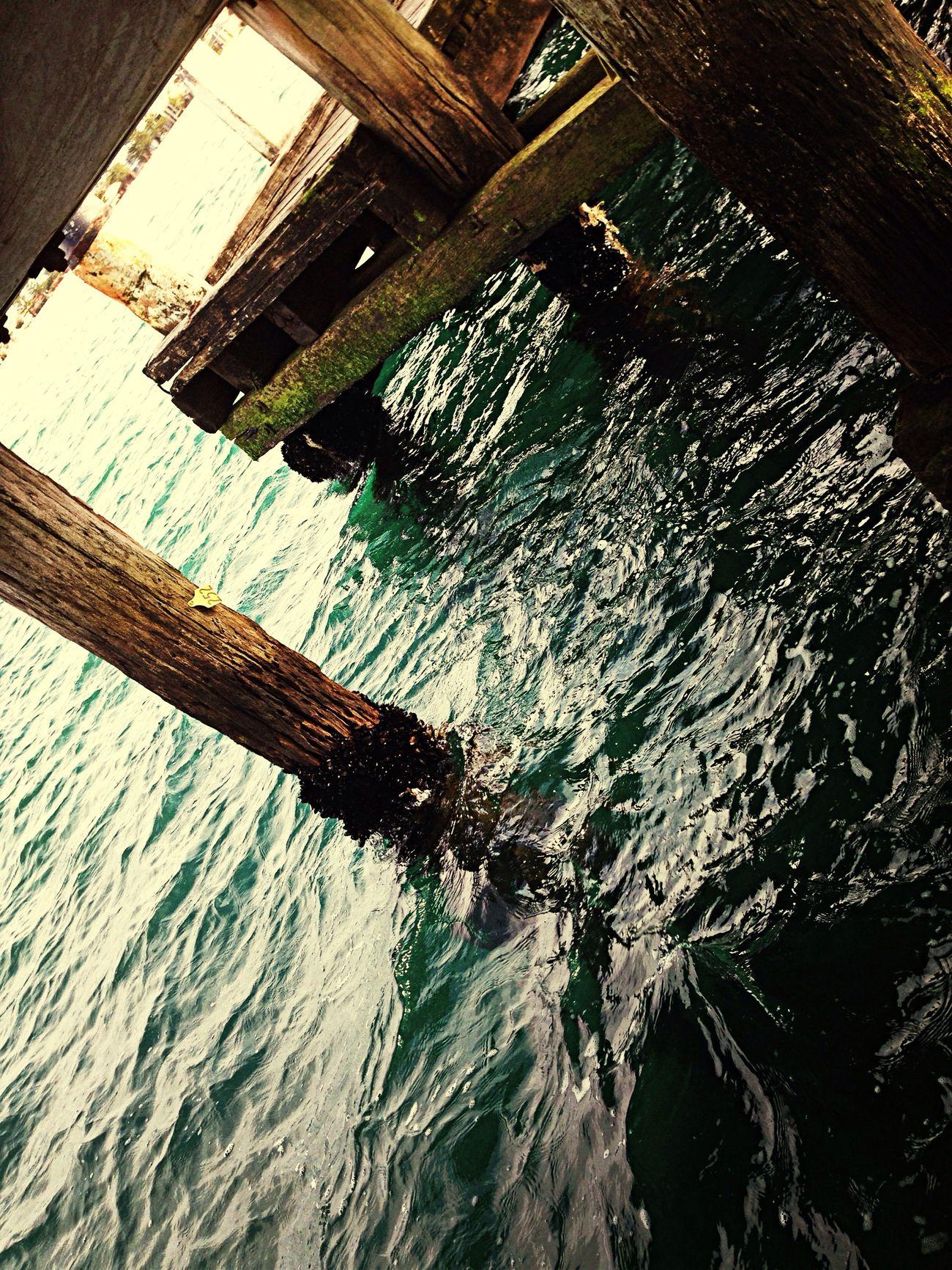 Under the boardwalk First Eyeem Photo