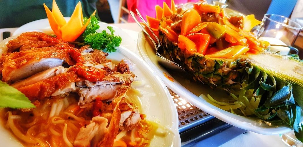 Chinese Food Food And Drink Food Freshness Ready-to-eat Seafood Serving Size Indoors  Table Plate No People Indulgence Healthy Eating Gourmet Close-up Day Food Stories