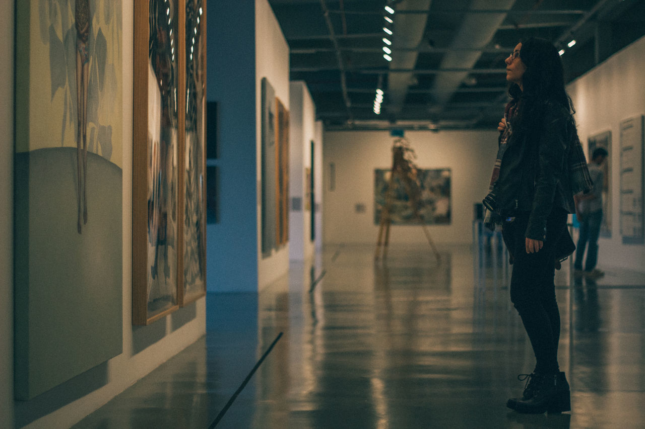 Art Beautiful Beauty Girlfriend Istanbul Istanbulmodern Modern Art Museum Painting Faces Of EyeEm Faces In Places Women Who Inspire You