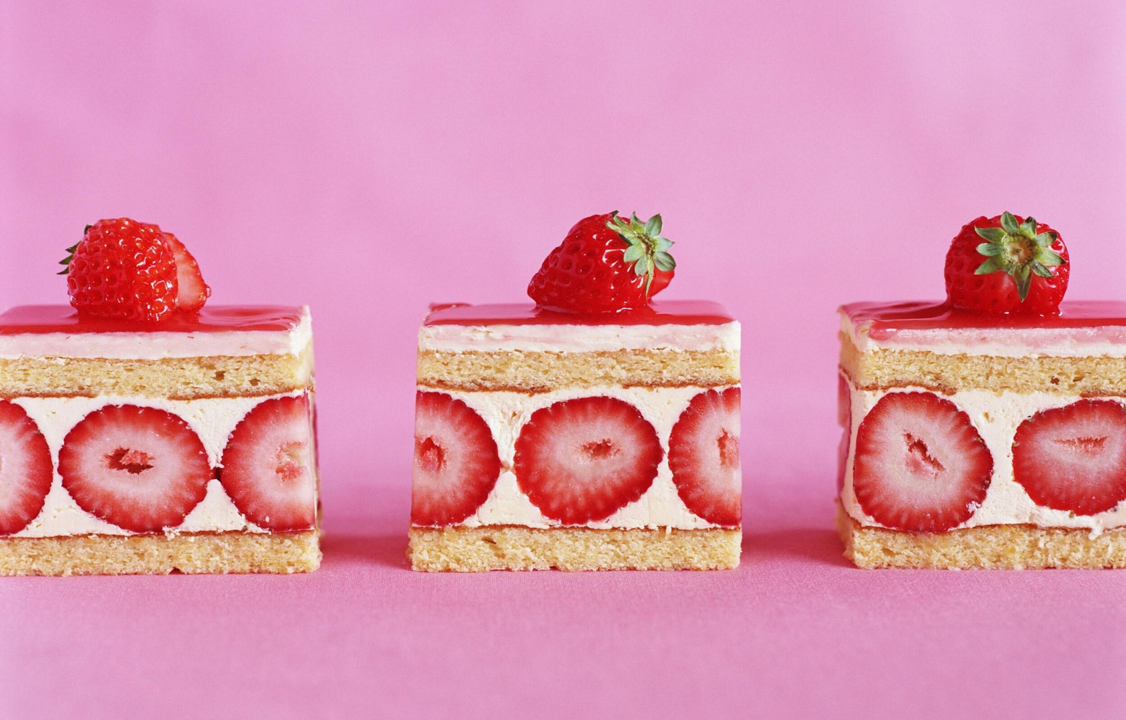 Who loves strawberries like if you do Strawberry Food Photography Perfect Cake Sincerely Loving It ♥