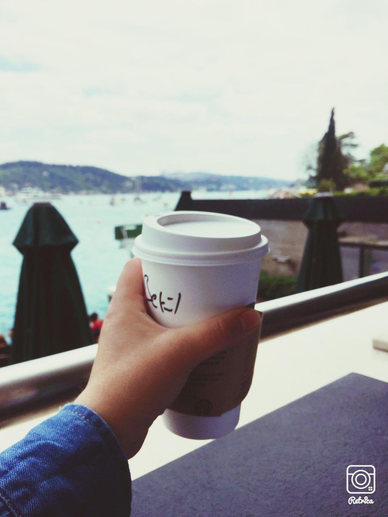 Coffee Starbucks Friends Happy Bebek Istanbul Foodphotography