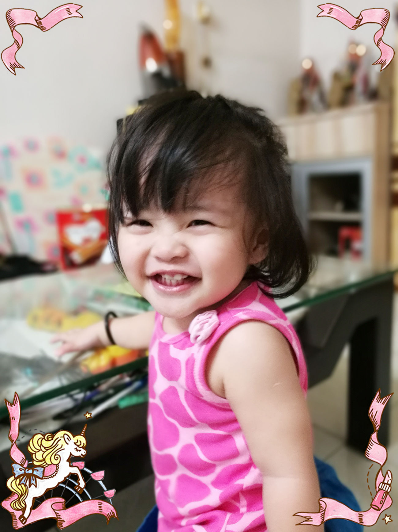 my lovely girl😘😘 Smiling Fun Happiness Cute First Eyeem Photo