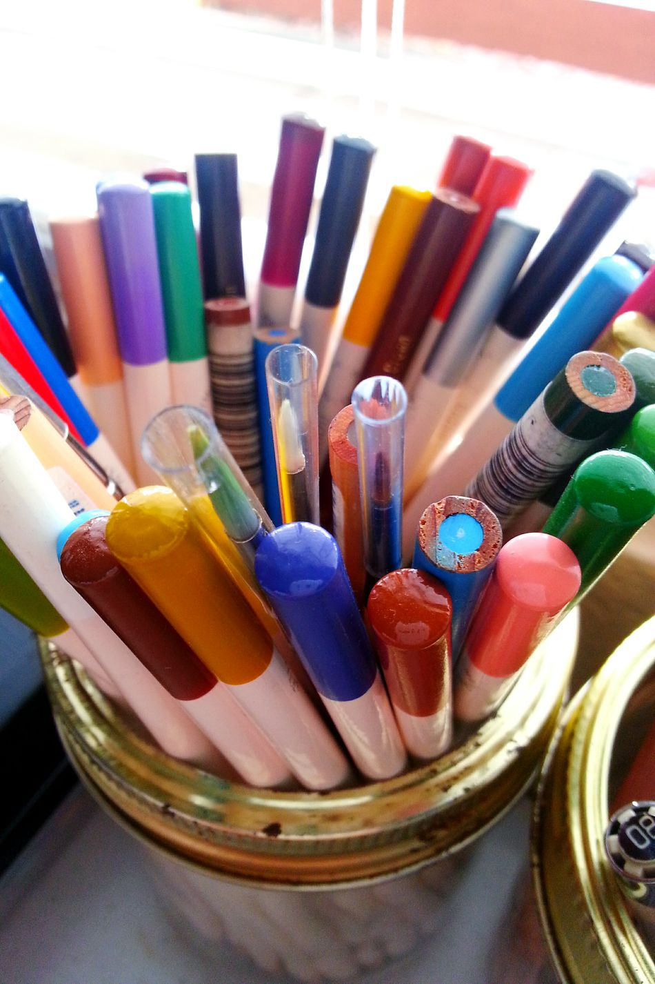 Tools Variation Pencil Colored Pencil Multi Colored Choice Close-up Day Fashion Sketching Colorful Art Creativity EyeEm Diversity