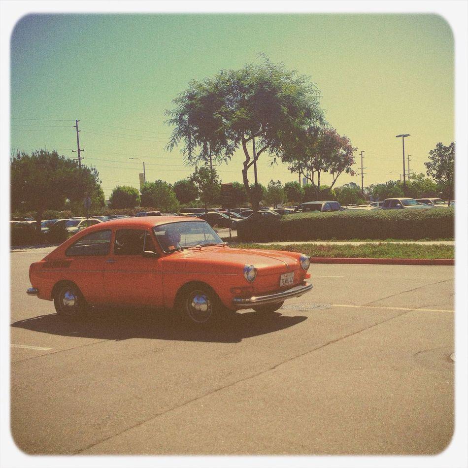 Vintage Vintage Cars Volkswagen Long Beach