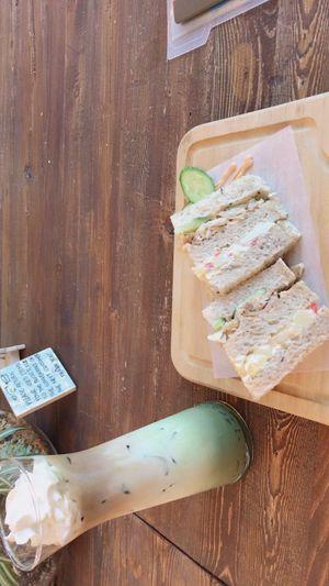 Fondway Cafe Green Coffee Sandwiches Yam Yam