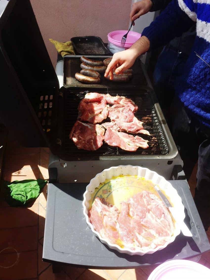 La pasquetta che ci piace ✋👫👫👫👬🌹 Open Edit Taking Photos Pasquetta Carne Brace In Fammiglia Friends ❤ Solorobabuona Mitici Enjoying Life