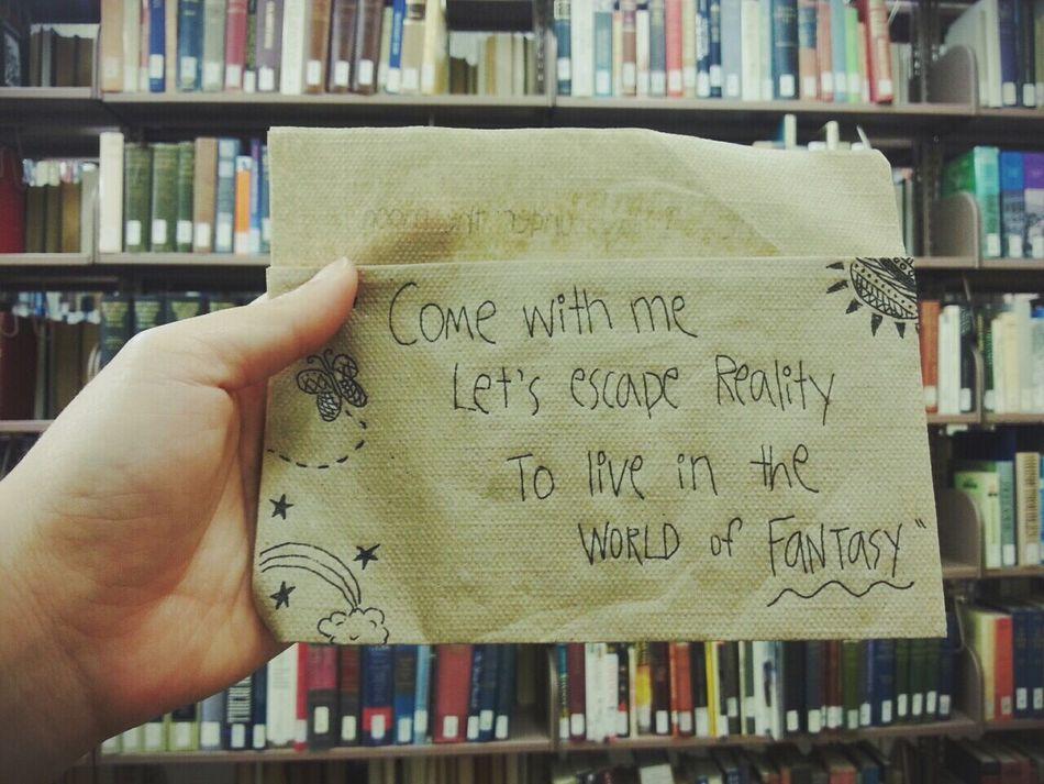Fantasy Dream Peace ✌ Library