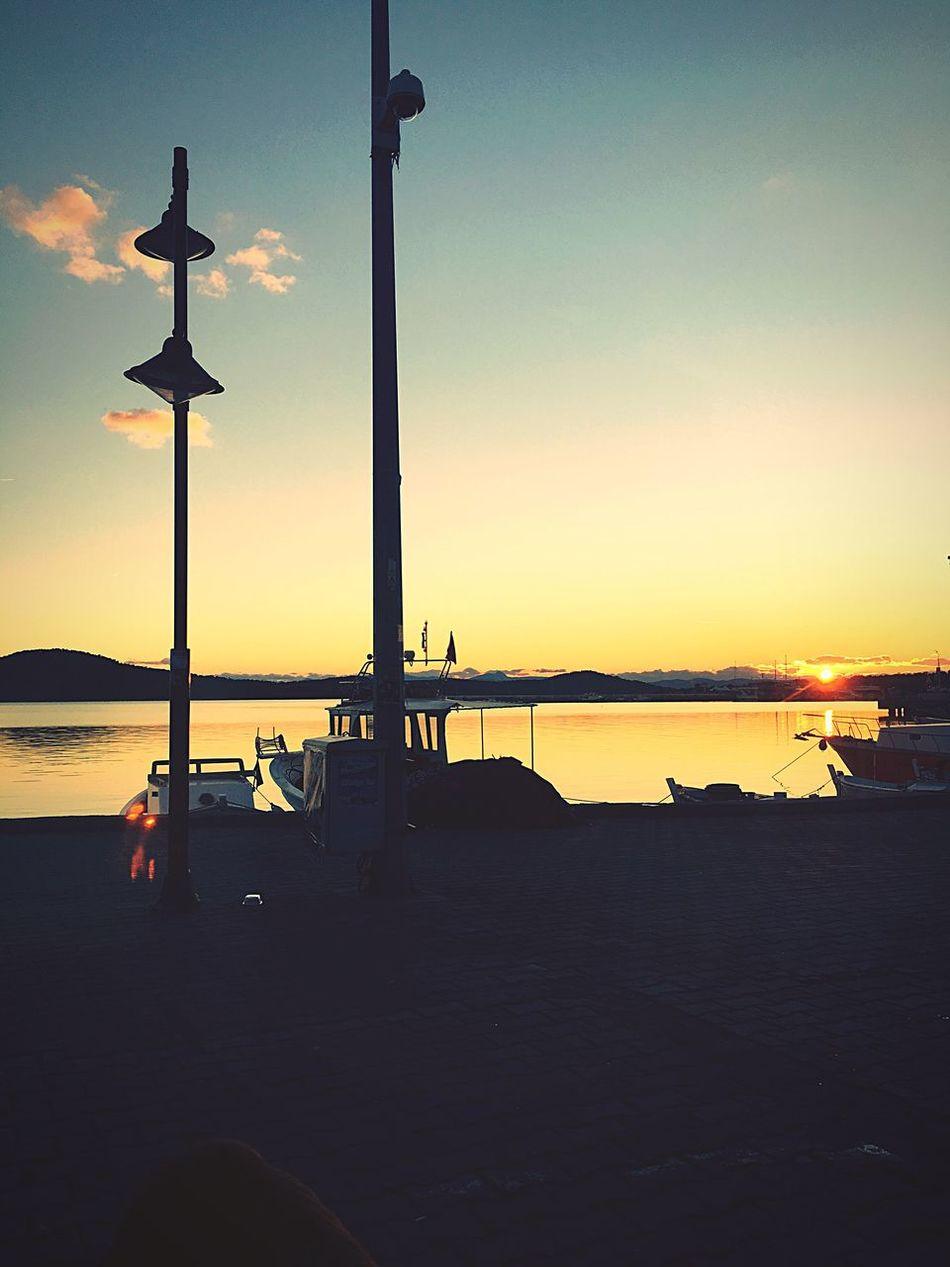 Cunda Cunda Island Ayvalık Balıkesir Turkey Sunset First Eyeem Photo