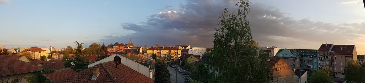 Novisad Serbia Serbian Photos Panoramic Photography Panoramashot Panoramic View Panoramic Landscape Buildings Buildings Architecture Sky And Clouds Sunset Silhouettes sunset #sun #clouds #skylovers #sky #nature #beautifulinnature #naturalbeauty photography landscape Sunsetphotographs Justaonemoreday Galaxys7 Urbanphotography Mobilephotography Outdoors 3rdFloor Streetphotography Noedit Nofilter Sunset No People Noedit Full Length