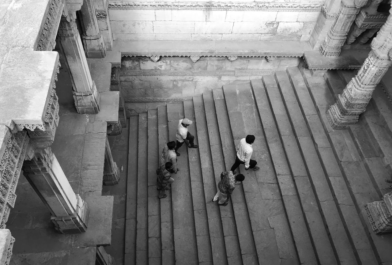 Day 175. High Angle View Real People Steps Steps And Staircases History Men Built Structure Large Group Of People Outdoors Day Architecture Women People IPhoneography Iphoneonly IPhone Iphonephotography Iphonesia IPhone Photography
