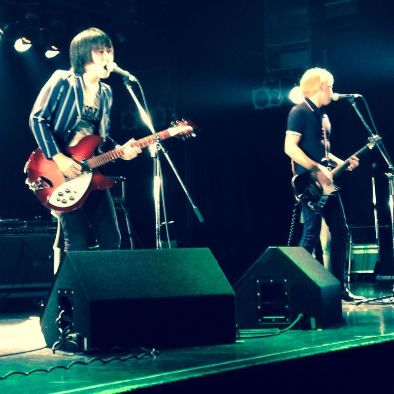 Nervous Hearts @ Mods Mayday Japan 2014