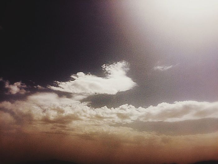 Cloudy days Sky Sky Only Beauty In Nature Cloudscape No People Outdoors Eyeemclouds