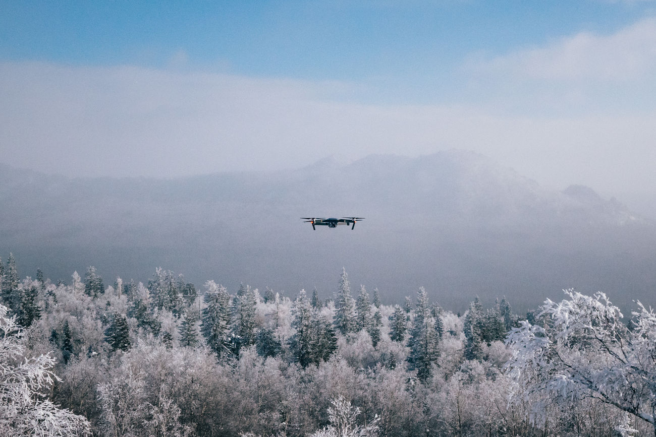 My friend and co-creator. Dji Drone  Drone  Lieblingsteil Mavic Mountain Nature Sky Snow Winter
