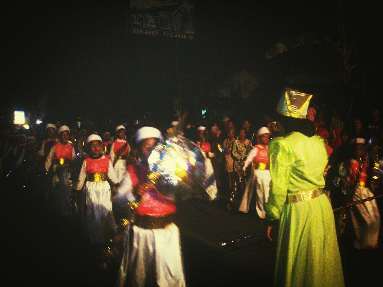 lomba takbir di bantul Streetphotography Happy Eidul Adha