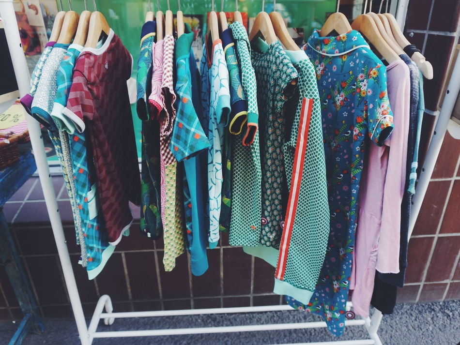 Diverse Choice Cloth Clothing Coathanger Day Diverse Diversity Hanging Indoors  Large Group Of Objects Multi Colored No People Retail  Textile Variation EyeEm Diversity