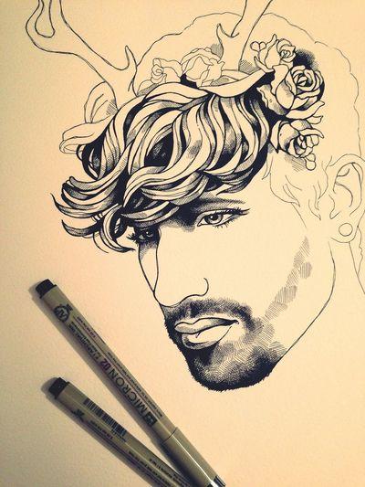 Drawing Original Art
