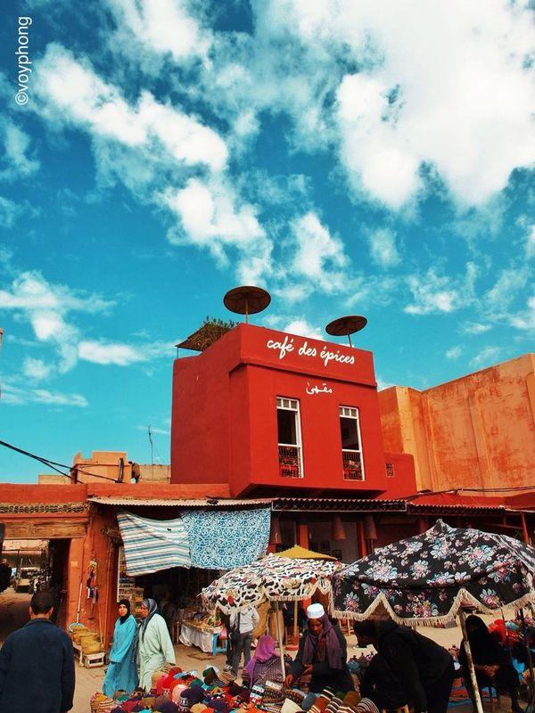La Medina De Marrakech The Explorer - 2014 EyeEm Awards