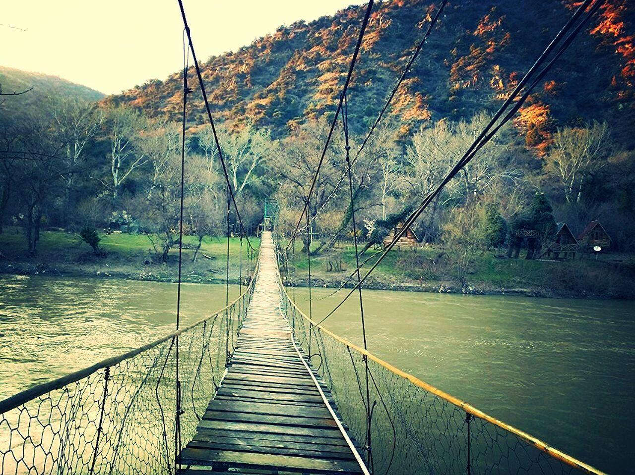 River Bridge ManyColors