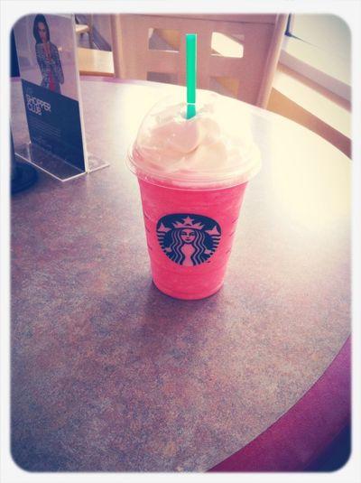 Simply amazing ❤️ Starbucks Frappacino Cotton Candy SummerDays⛅