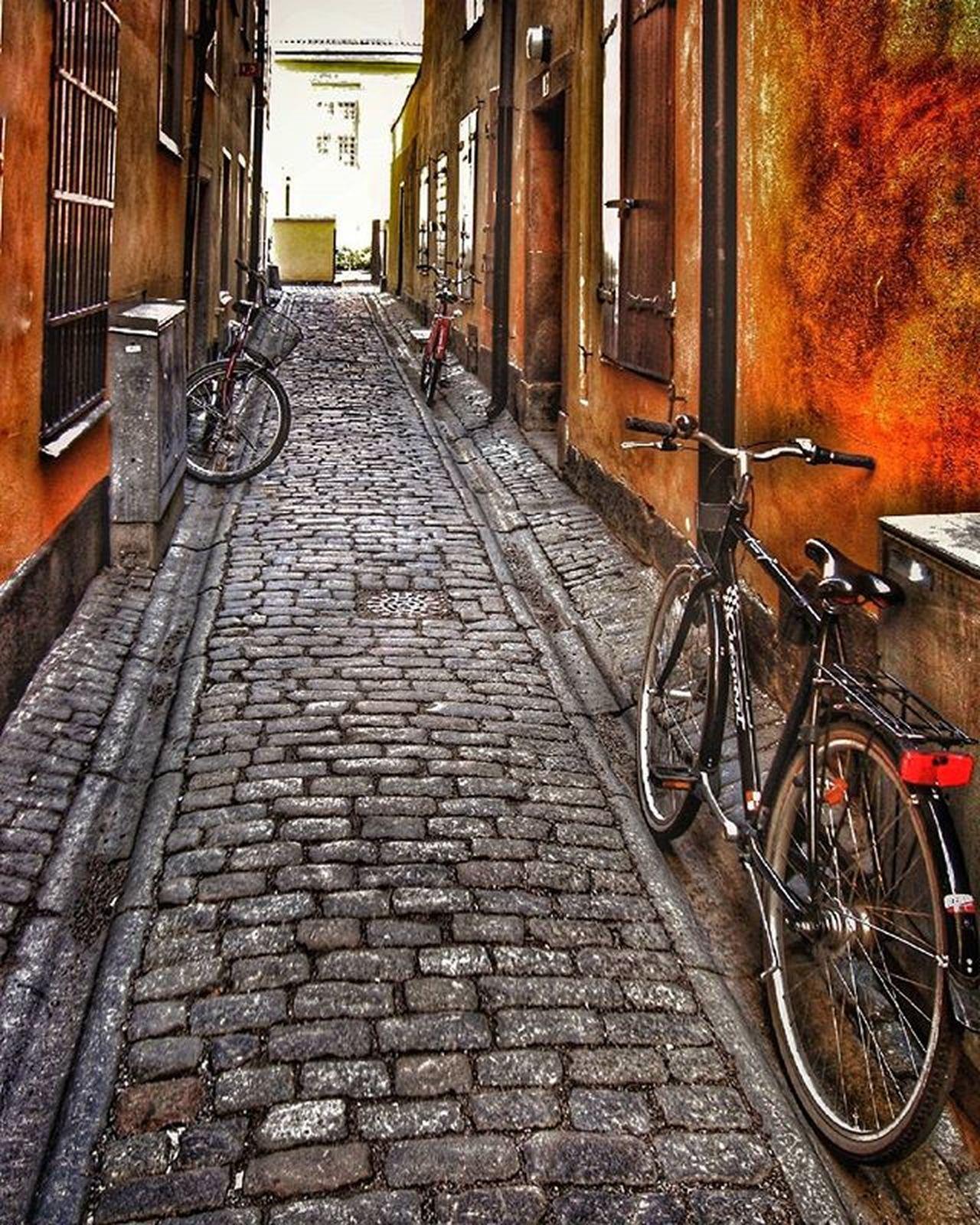 Stockholm's street. Stockholm Sweden Ig_sweden
