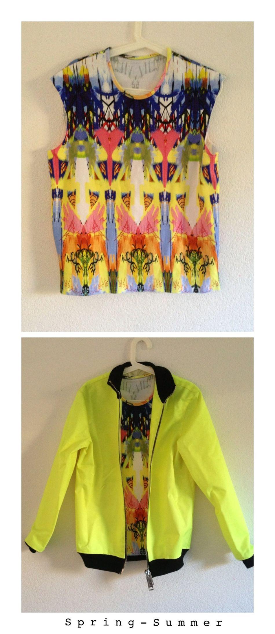 Fashion DFMcolletion Mynewcreation Springsummer