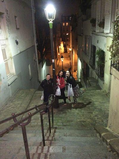Walking Around Montmartre Paris Peace And Quiet