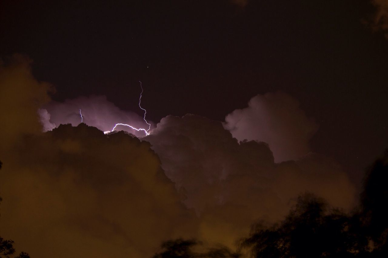 Beautiful stock photos of lightning, Beauty In Nature, Cloud, Illuminated, Lightning
